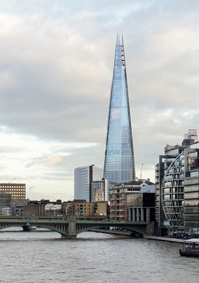 The Shard – Anh