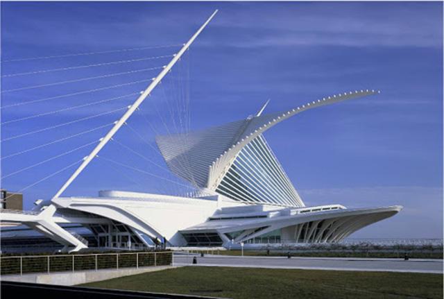 Bảo tàng nghệ thuật Milwaukee, Wisconsin, Hoa Kỳ