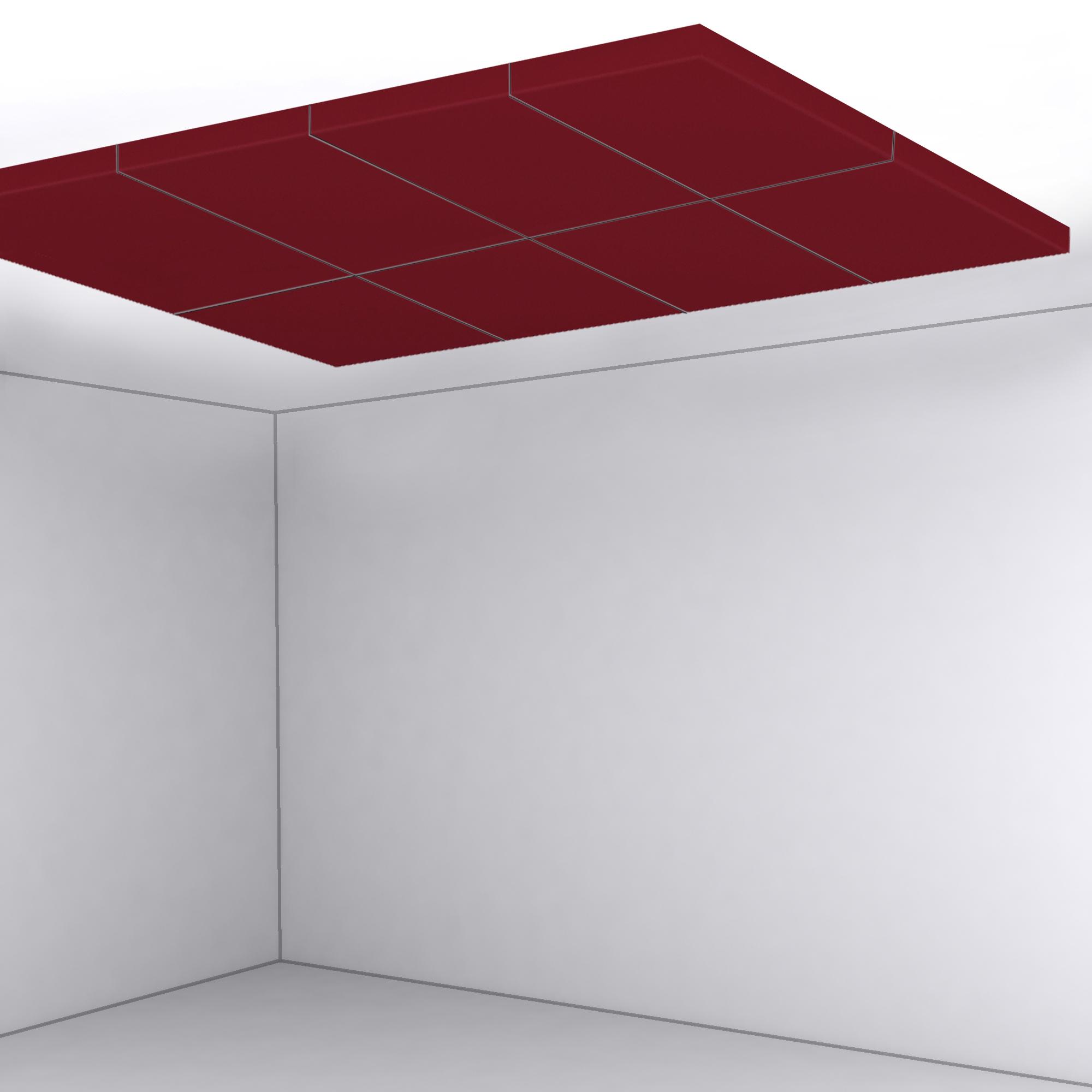 Công nghệ hút ẩm bắn vít lên trần nhà