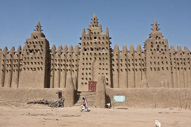 Giáo đường Hồi giáo Djenné, Djenné