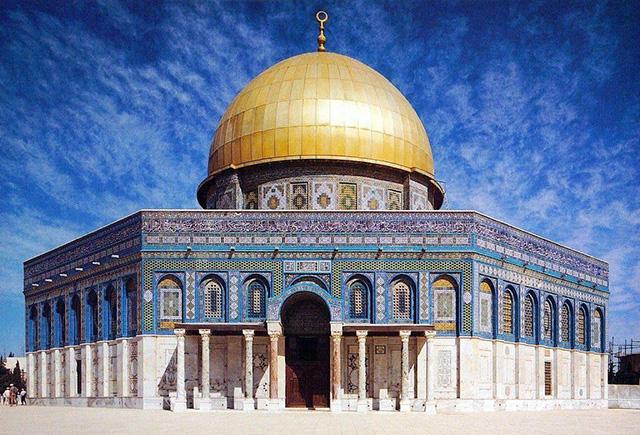 Mái vòm đá, Jerusalem