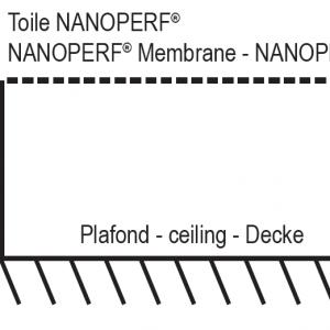 NANOPERF không cách âm
