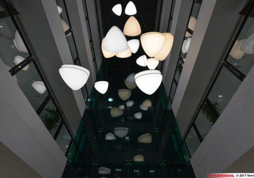 trần nhà đẹp Barrisol Việt Nam