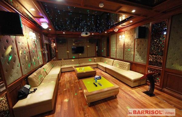 trần nhà 3d barrisol việt nam