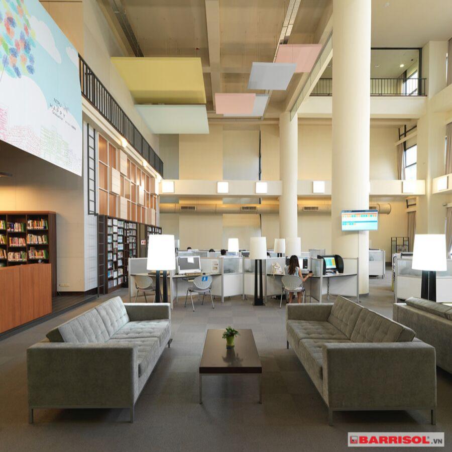 Cập nhật 4 xu hướng thiết kế văn phòng ấn tượng năm 2020