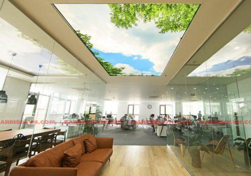 trần nhà 3d đẹp