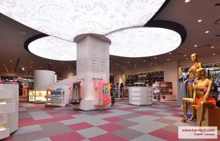 trần nhà 3d