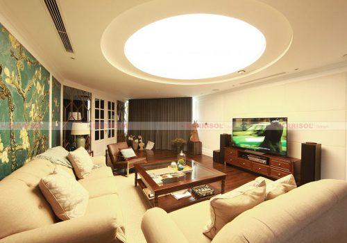 trần nhà 3d barrisol