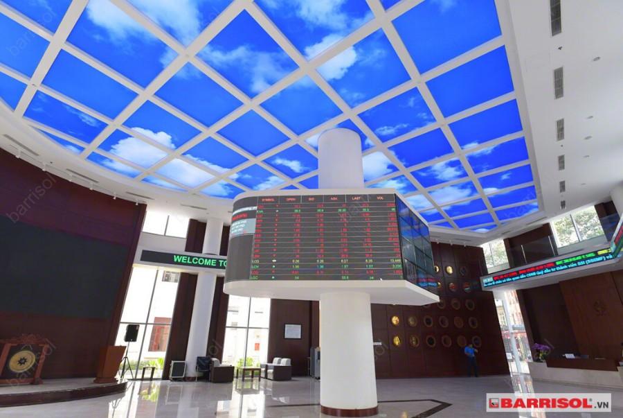 Thi công trần nhà 3D giá bao nhiêu?