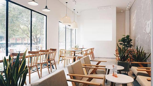 mẫu quán cà phê đẹp 10