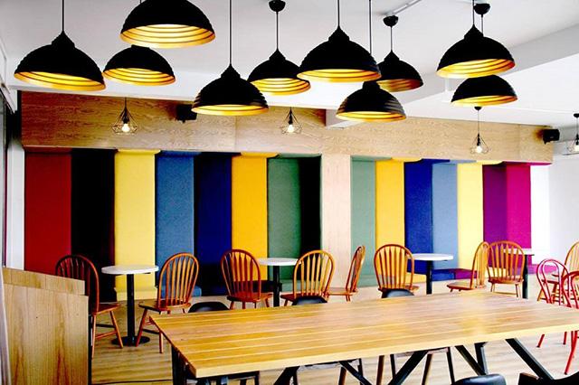 mẫu quán cà phê đẹp 11