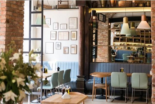 mẫu quán cà phê đẹp 17