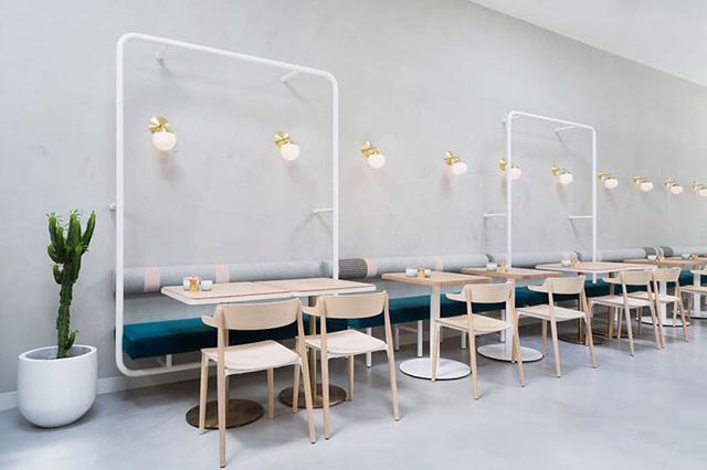 mẫu quán cà phê đẹp 2
