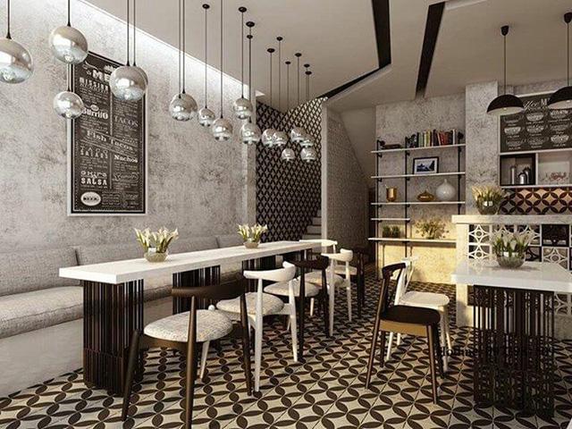 mẫu quán cà phê đẹp 3