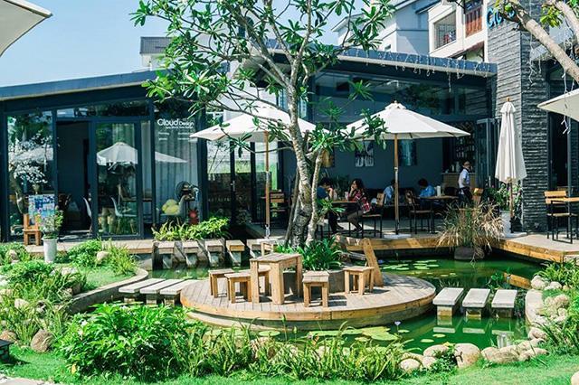 Thiết kế quán cà phê đẹp 2