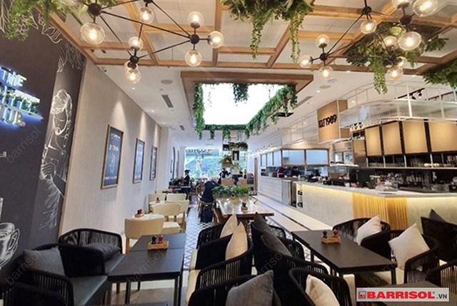 Thiết kế quán cà phê đẹp 6